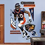 Amazing Fathead Denver Broncos Von Miller Wall Decals by Amazing Fathead Denver Broncos Von Miller Wall Dec [並行輸入品]
