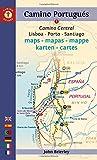 Camino Portugues Maps - Mapas- Karten: Lisboa - Porto - Santiago