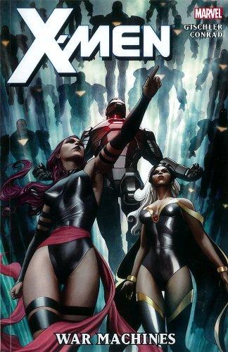 X-Men: War Machines (X-Men (Marvel Paperback)) front-607166