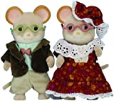 Sylvanian Families Maces Mouse Grandparents