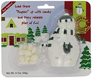 MSRF Poopin' Pets Snowman