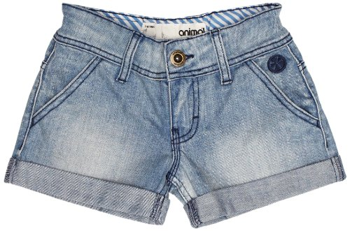 Animal Keek Girl's Shorts