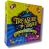 Kids Board Games - Treasure Trove. Family Game Night For Ages 7 And UP!!