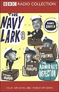 The Navy Lark, Volume 9 Radio/TV Program
