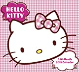 2013 Hello Kitty Wall Calendar