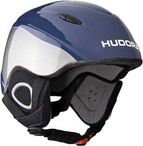 HUDORA Skihelm Downhill IMX 2.0
