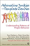 img - for Adrenaline Junkies and Template Zombies: Understanding Patterns of Project Behavior (Dorset House eBooks) book / textbook / text book