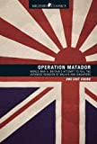 img - for Operation Matador book / textbook / text book