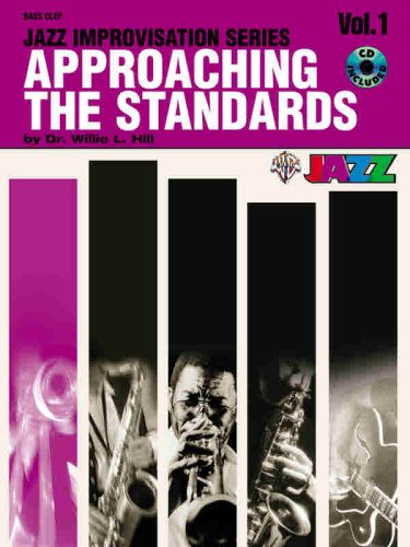 Approaching the Standards V1 BC (Jazz Improvisation Series)