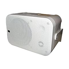 Buy Poly-Planar Box Speakers - (Pair)White by Poly-Planar