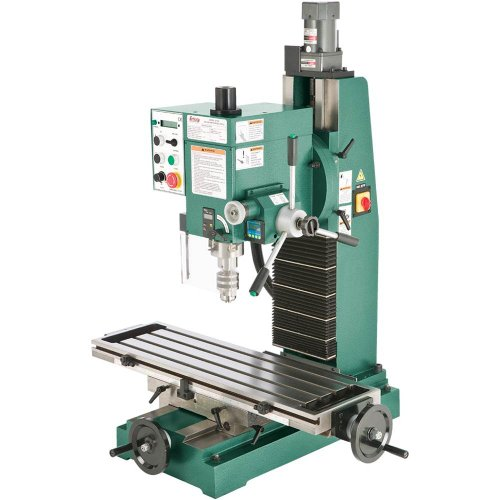 Grizzly-G0720R-Heavy-Duty-Bench-Top-Milling-Machine