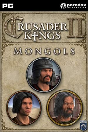 Crusader Kings II: Mongols DLC Pack [Online Game Code]