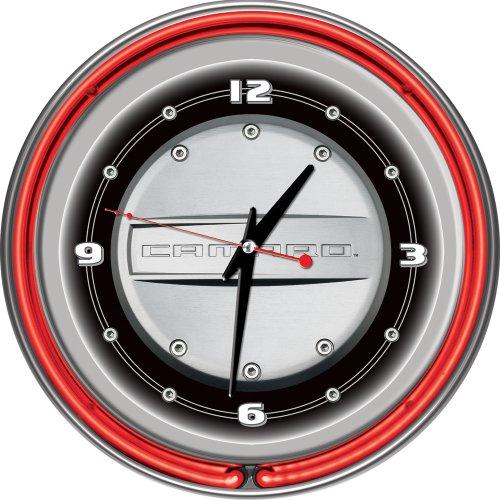 Camaro Wall Clocks