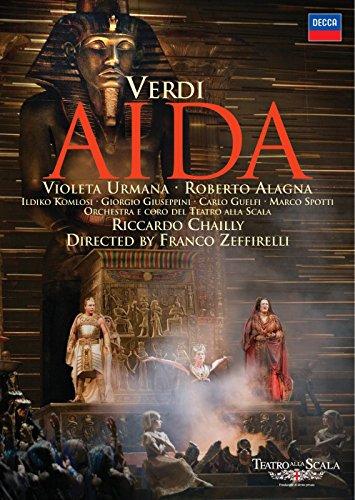 Aida: Teatro Alla Scala (Chailly) [DVD] [2007]