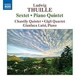 echange, troc  - Ludwig Thuille : Sextet, Piano Quintet
