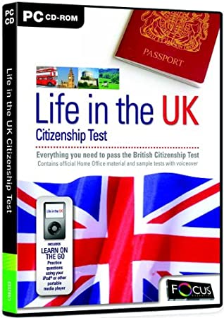 Life in the UK Citizenship Test (PC CD)