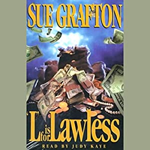 L is for Lawless Audiobook