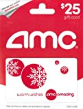 AMC Theatre Holiday  Gift Card $25