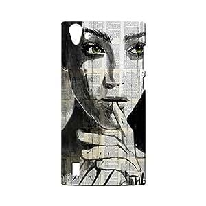 BLUEDIO Designer Printed Back case cover for VIVO Y15 / Y15S - G2763