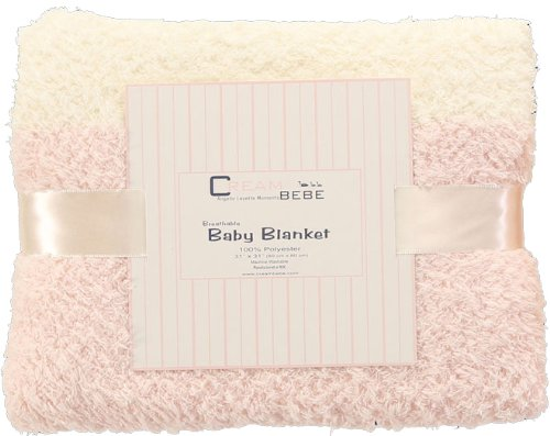 Breathable Fuzzy Baby Blanket - 1