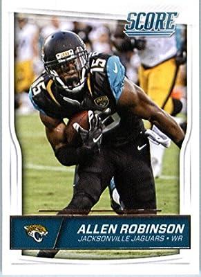 2016 Score #151 Allen Robinson Jacksonville Jaguars Football Card