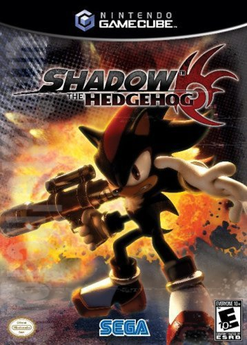 Shadow The Hedgehog - Gamecube (Shadow Hedgehog Game compare prices)