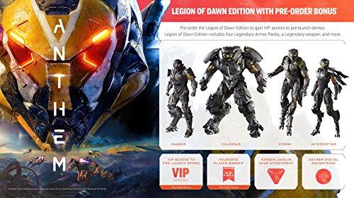 Anthem - Legion Of Dawn Edition - XboxOne ゲーム画面スクリーンショット2
