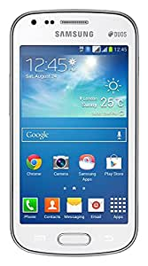 Samsung Galaxy S Duos 2 GT S7582  Pure White                               available at Amazon for Rs.10690