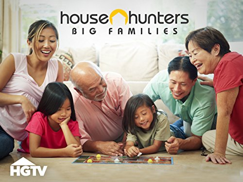 House Hunters: Big Families Volume 1