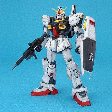 RX-178 Gundam Mk2 Mk-II Ver 2.0 GUNPLA MG Master Grade 1/100