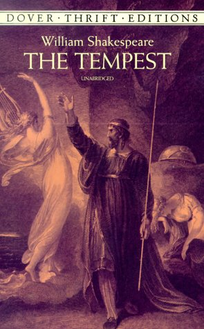 The Tempest (Dover Thrift Editions)
