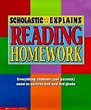 Reading Homework (Scholastic Explains)