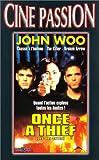 echange, troc Once a thief [VHS]
