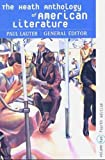Heath Anthology of American Literature, Vol. 2 (061810920X) by Lauter, Paul