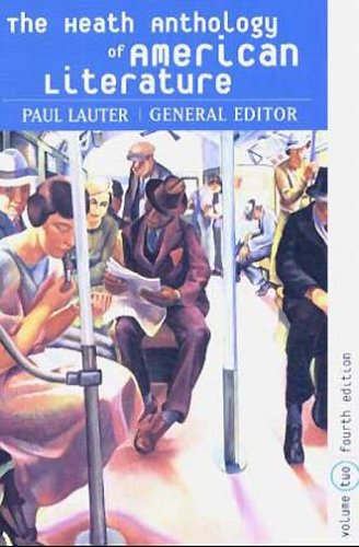 Heath Anthology of American Literature, Vol. 2