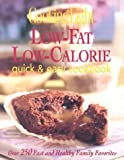 Low-Fat-Low Calorie Quick & Easy Cookbook (Cooking Light)