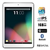 Dragon Touch? R8 7.85'' Google Android 4.2 Jelly Bean Quad Core IPS Tablet MID PC, 4x1.8GHz, 1GB Ram, 16GB HDD, 1024x768 IPS Display, Bluetooth 4.0, Dual Camera, Google Play Pre-Installed, HDMI, Mini Pad [By TabletExpress]
