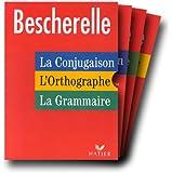 Bescherelle : La Conjugaison - L'Orthographe - La Grammaire (Coffret de 3 volumes)