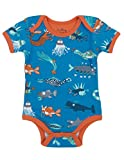 Hatley - Baby Baby-Boys Newborn  One Piece-Sea Creatures