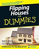 img - for Flipping Houses For Dummies [Paperback] book / textbook / text book