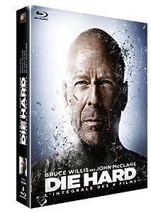 Die Hard : L'intégrale des 4 films [Blu-ray]