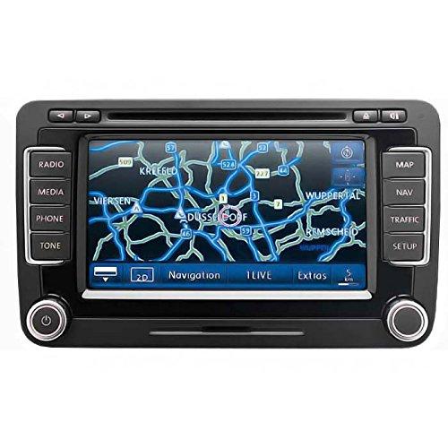Volkswagen-Radio-Navigationssystem-RNS-510