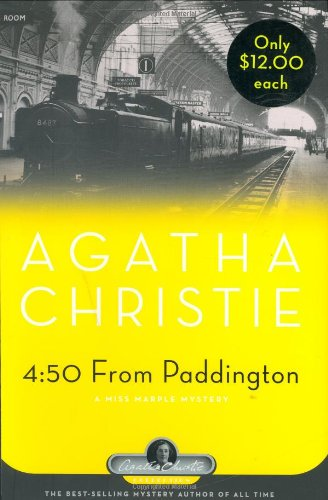 Cover of 4:50 From Paddington: A Miss Marple Mystery (Miss Marple Mysteries)