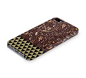Cover Affair Floral / Pattern Printed Back Cover Case for Apple iPhone 4S