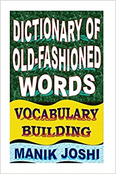 Old Fashioned English Exclamations