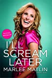 img - for I'll Scream Later book / textbook / text book