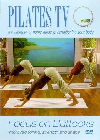 Pilates TV - Focus on Buttocks [DVD]