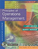 Principles of Operations Management (0130271470) by Heizer, Jay