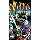 Ninja Scroll [VHS] ~ Stephen Apostolina