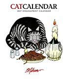 Catcalendar 2007 Engagement Calendar (0764934368) by Kliban, B.